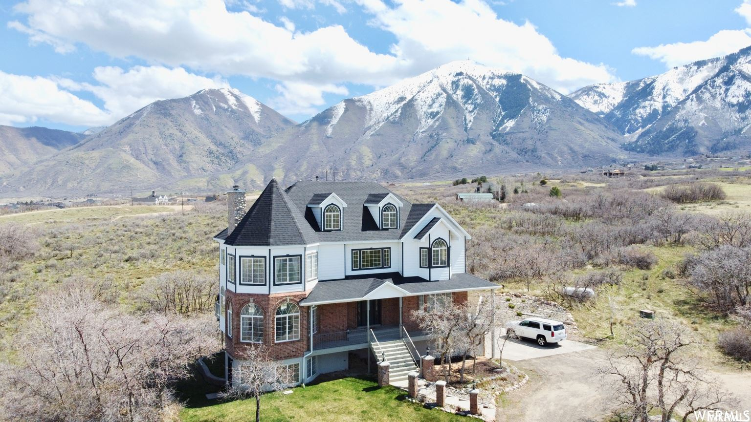 Photo of 10929 S LOAFER CANYON RD, Salem, UT 84653 (MLS # 1768938)