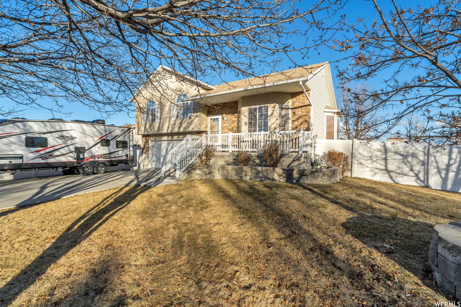 Photo of 3373 S TIMERON W DR, West Valley City, UT 84128 (MLS # 1720943)