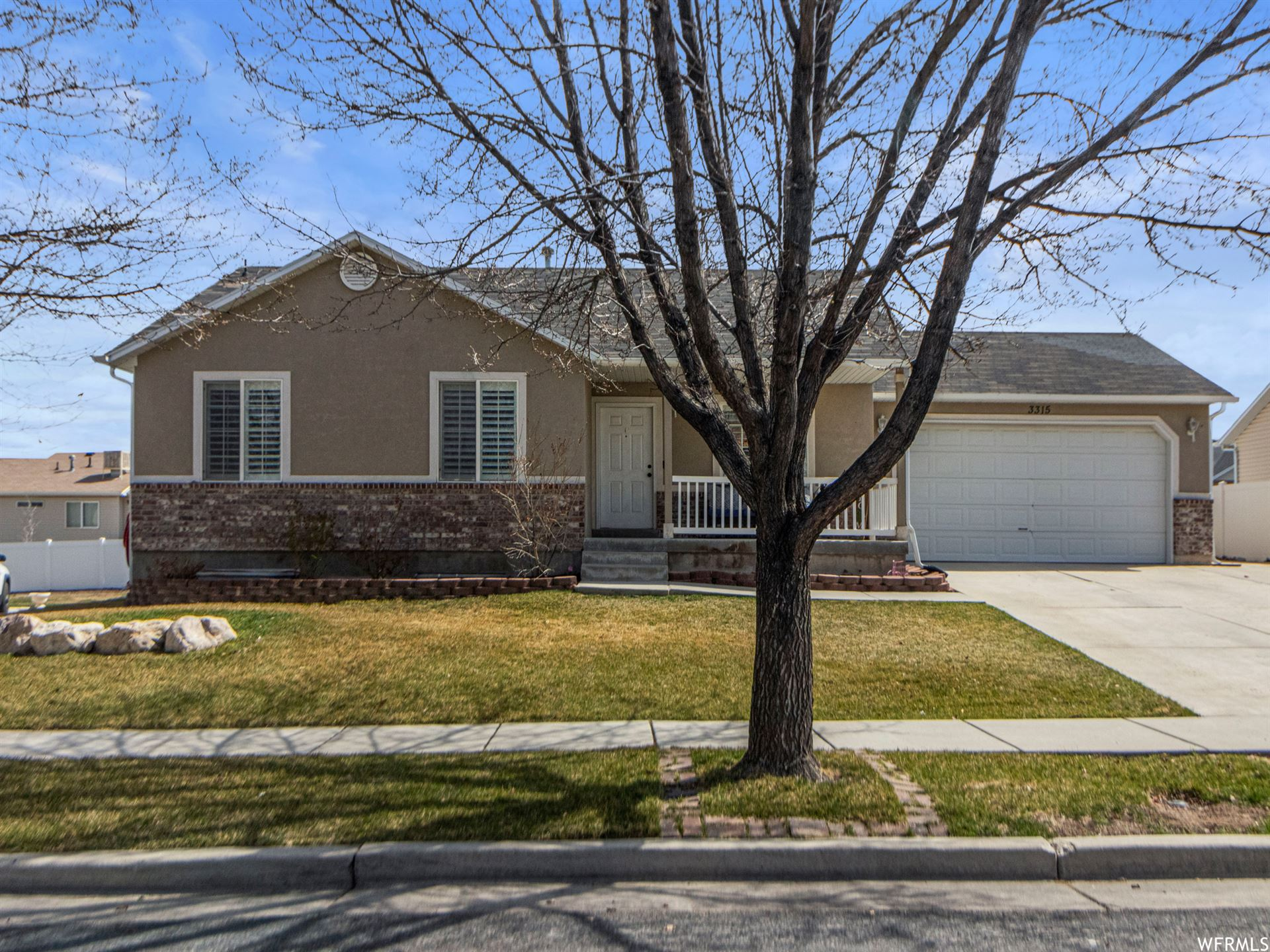 Photo of 3315 S NEWMARK DR, West Valley City, UT 84128 (MLS # 1732946)