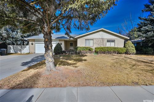 Photo of 2447 E ROBIDOUX RD, Sandy, UT 84093 (MLS # 1723956)