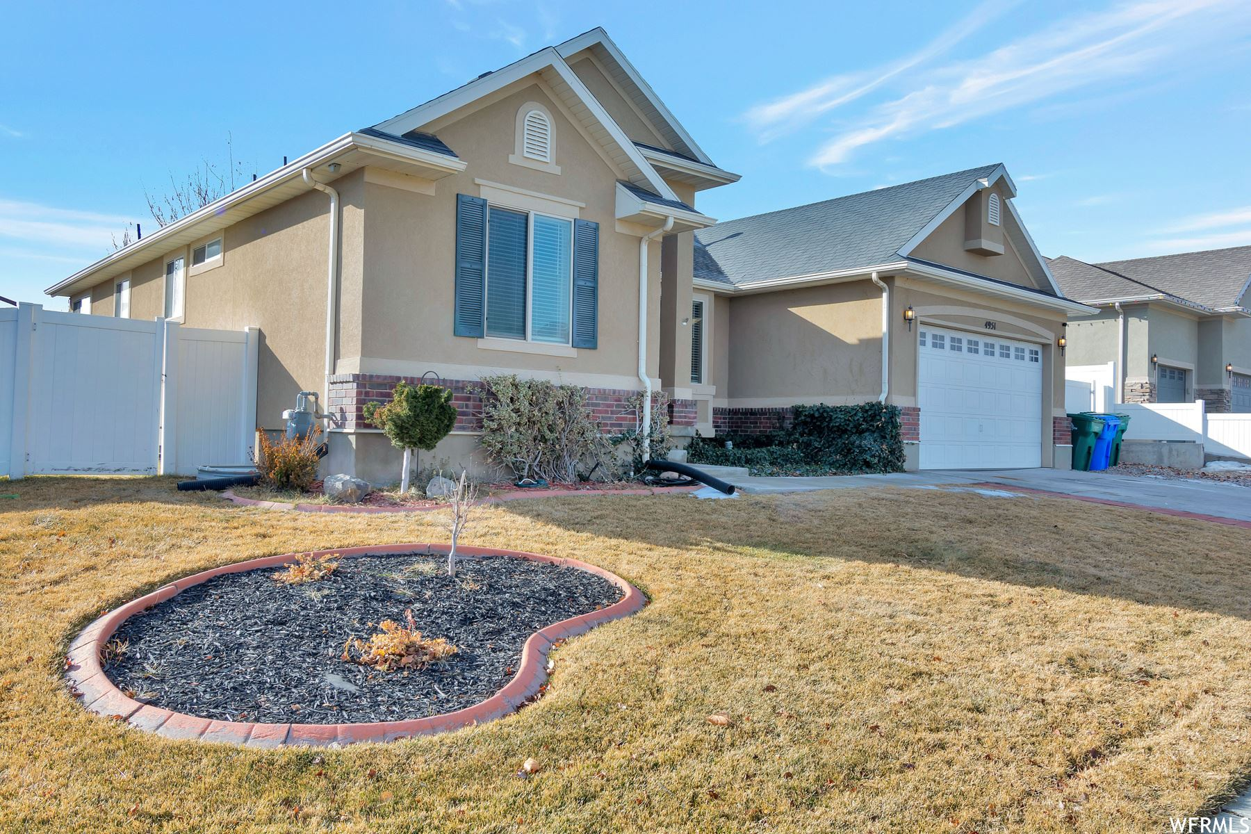 Photo of 4951 W RED ADMIRAL S DR, Riverton, UT 84096 (MLS # 1730997)