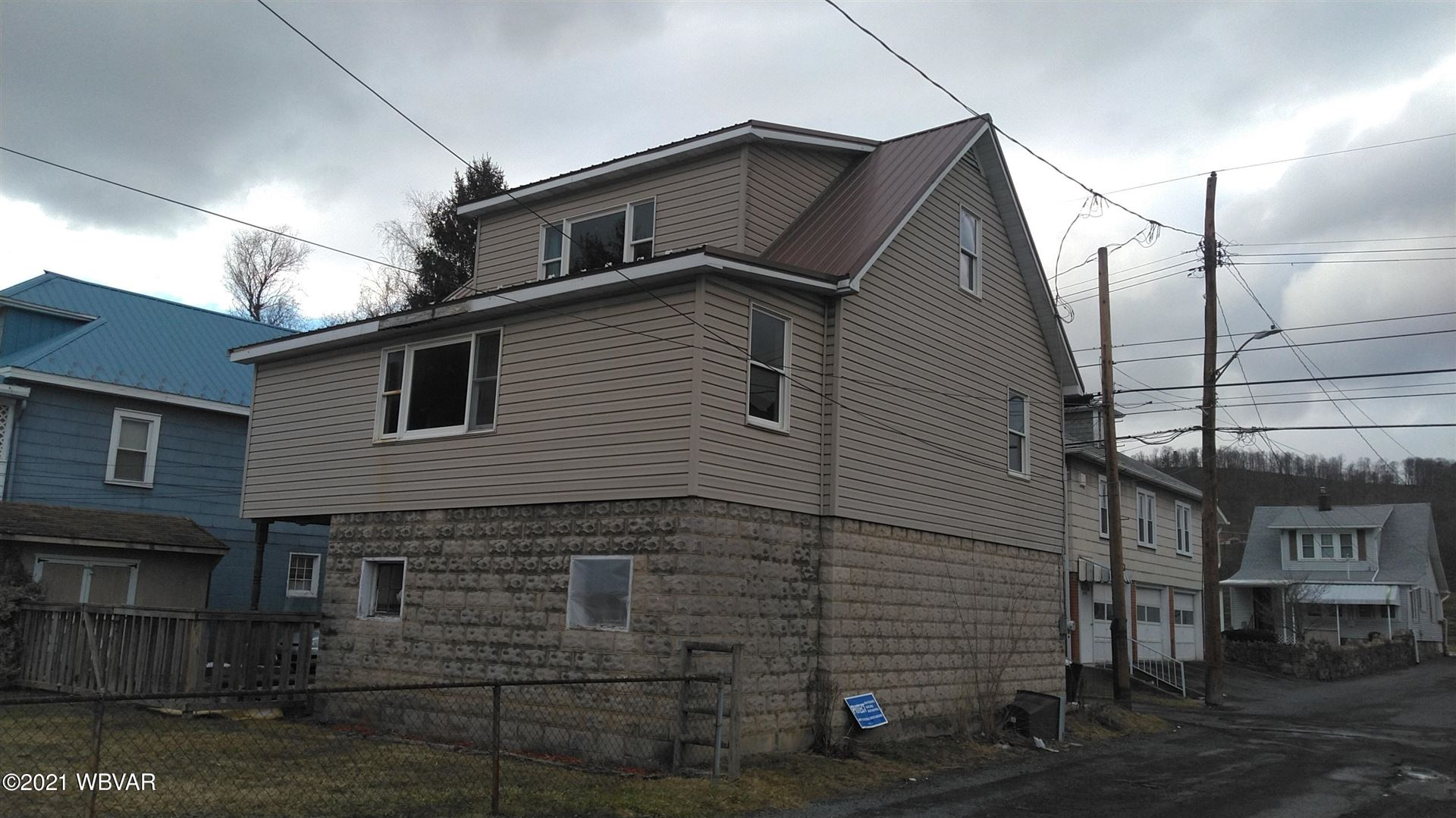 REAR 631 E MAIN STREET #REAR, Lock Haven, PA 17745 - #: WB-92003
