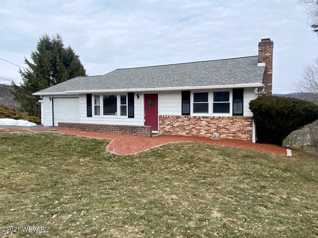 1420 VALLEY VIEW AVENUE, Williamsport, PA 17701 - #: WB-92009