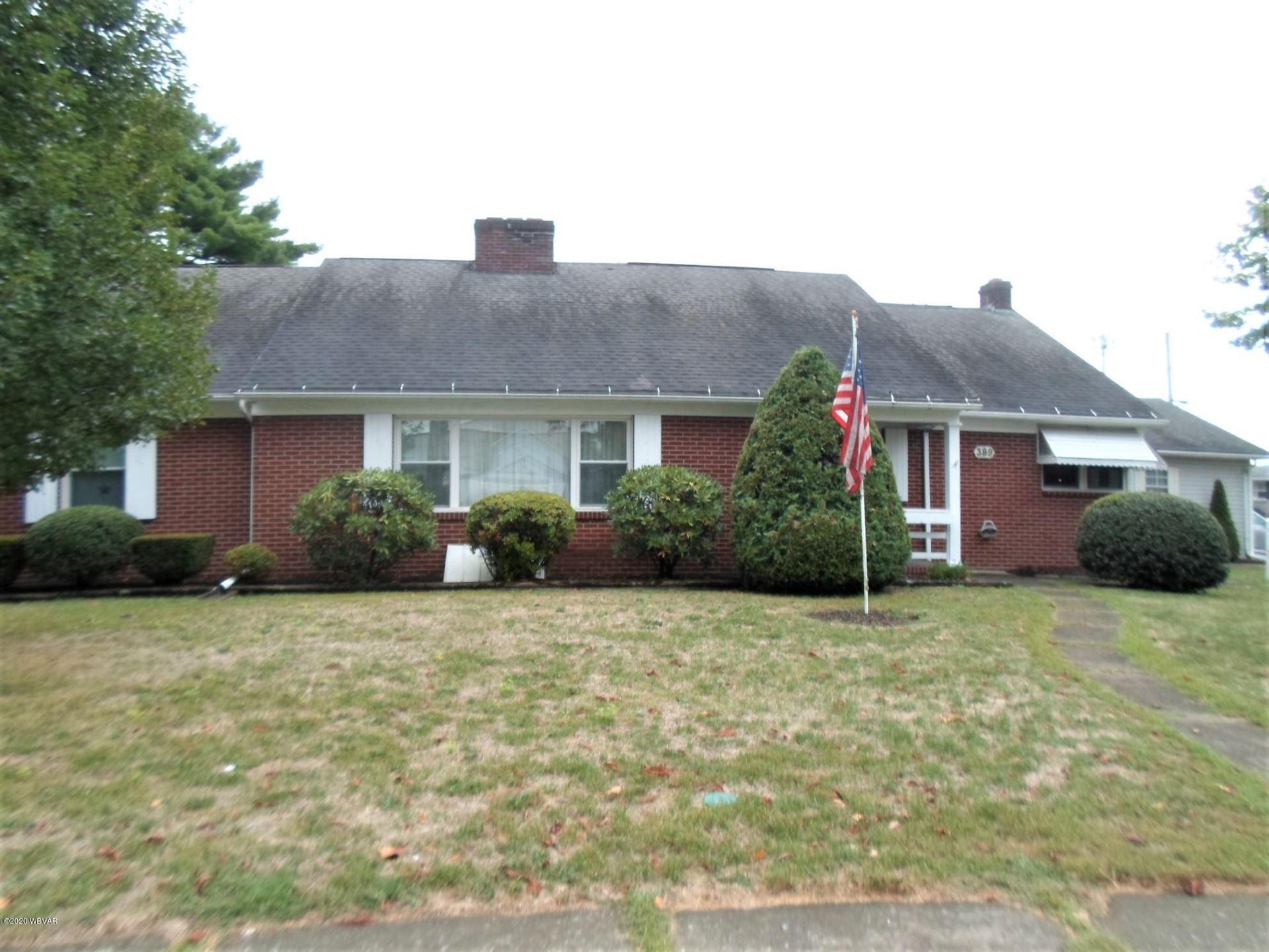 389 S MAIN STREET, Hughesville, PA 17737 - #: WB-91015