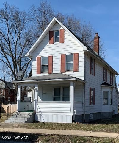 2124 WEBB STREET, Williamsport, PA 17701 - #: WB-92018