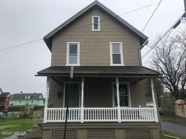 113 W PARK STREET, Lock Haven, PA 17745 - #: WB-90029