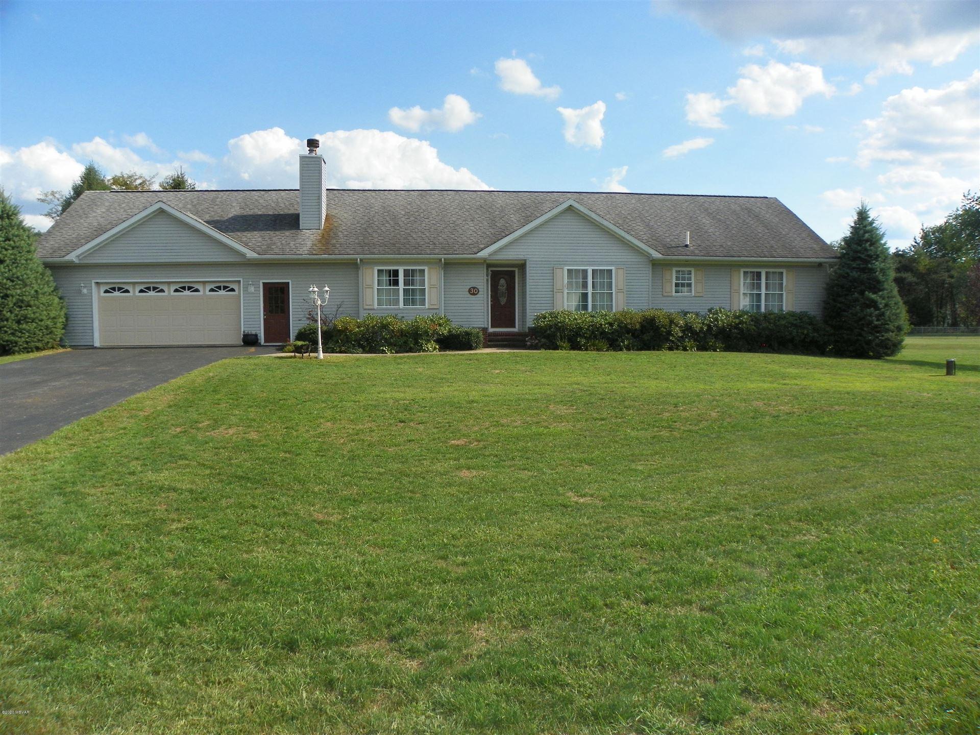 30 NUNN LANE, Hughesville, PA 17737 - #: WB-91043