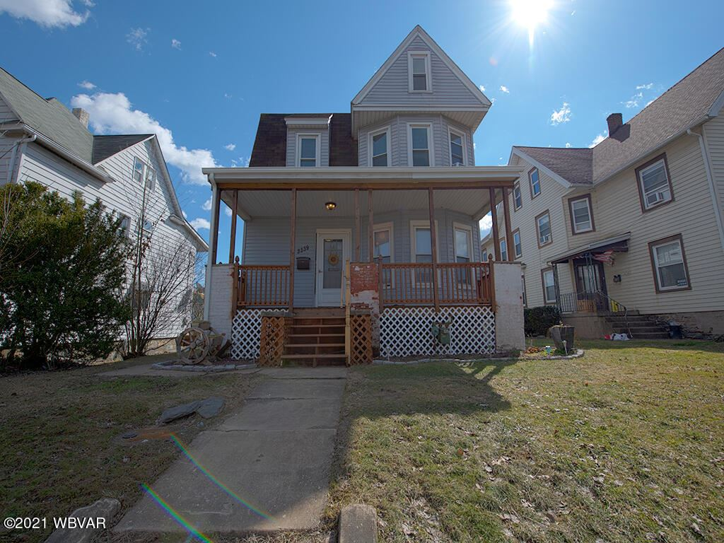 2339 W 4TH STREET, Williamsport, PA 17701 - #: WB-92049