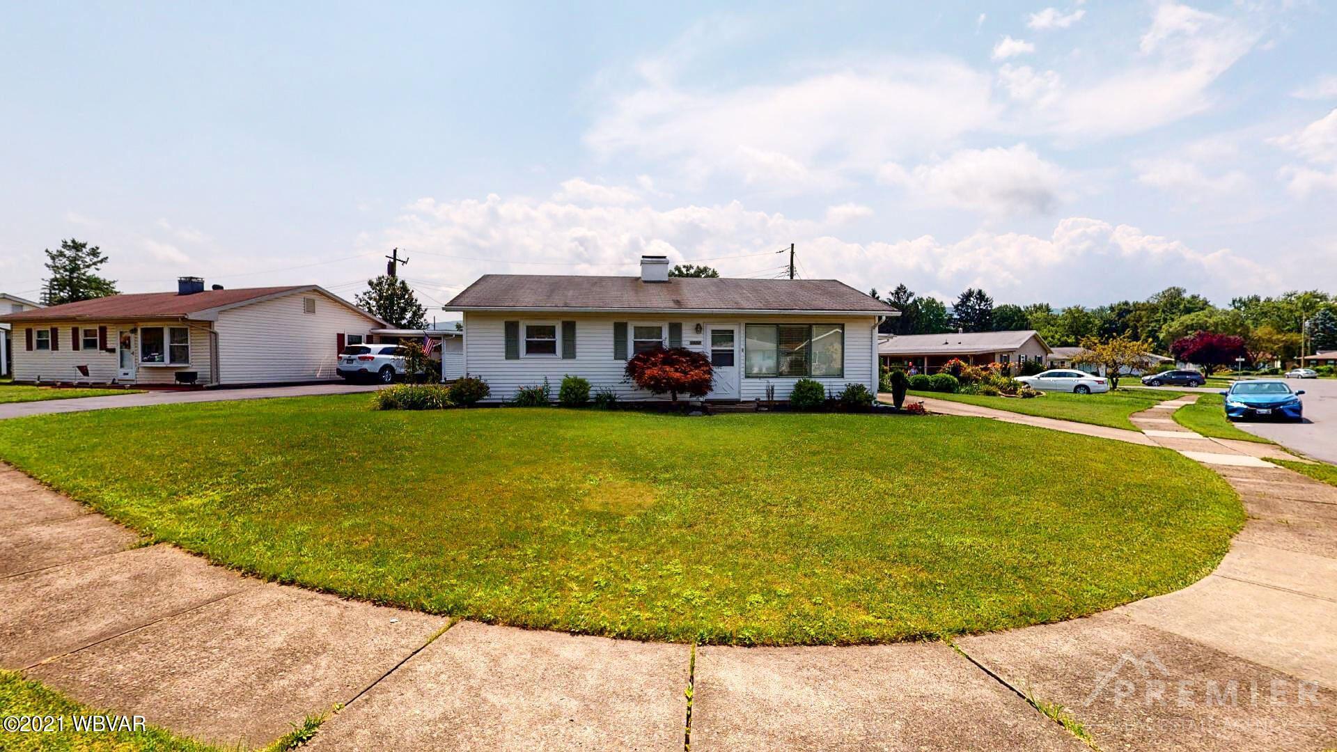 1422 ELWOOD ROAD, Williamsport, PA 17701 - #: WB-93049