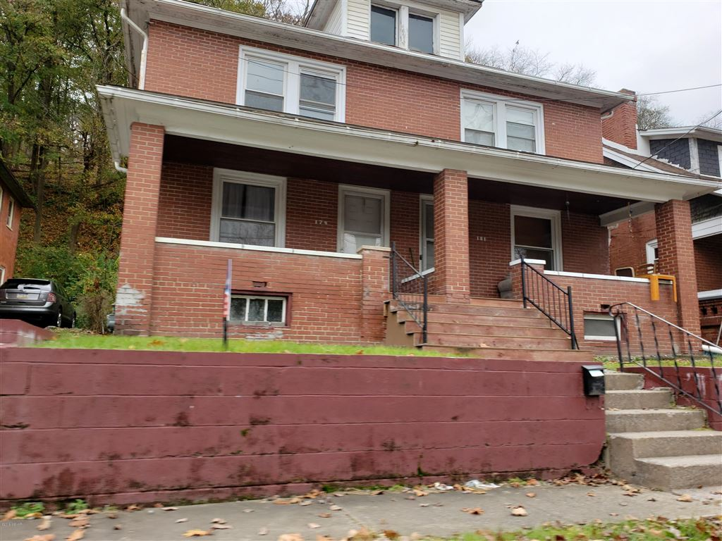 179-181 N FAIRVIEW STREET, Lock Haven, PA 17745 - #: WB-89051