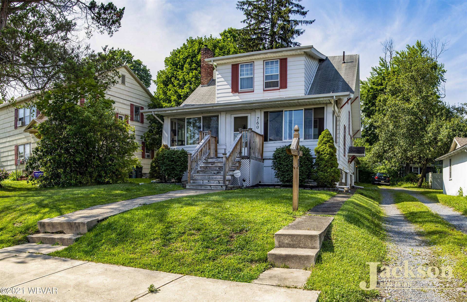760 BRANDON AVENUE, Williamsport, PA 17701 - #: WB-93051