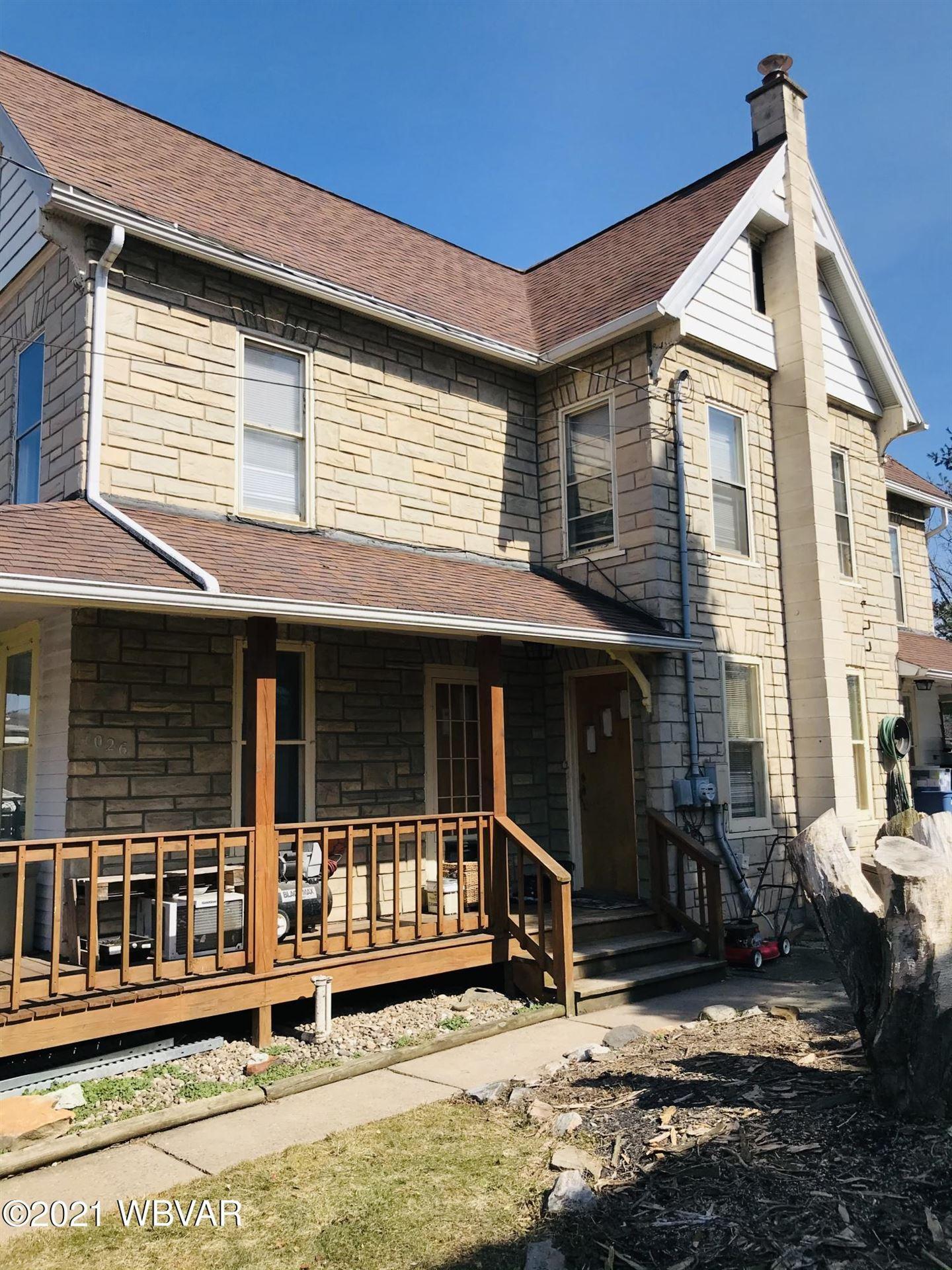 1026 HEPBURN STREET, Williamsport, PA 17701 - #: WB-92057