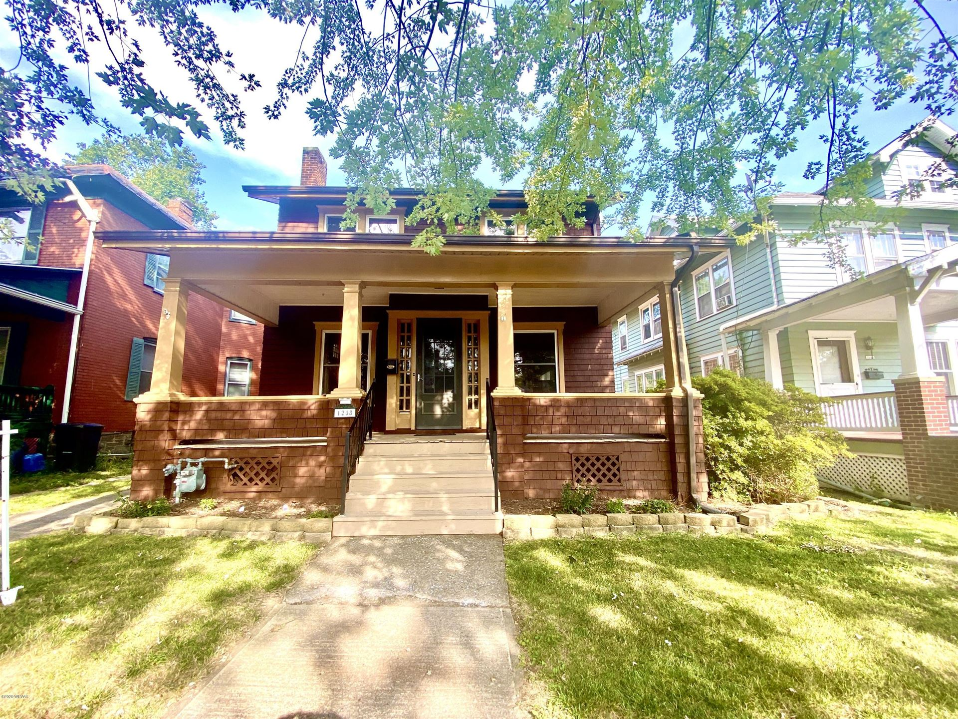 1208 CHERRY STREET, Williamsport, PA 17701 - #: WB-91061