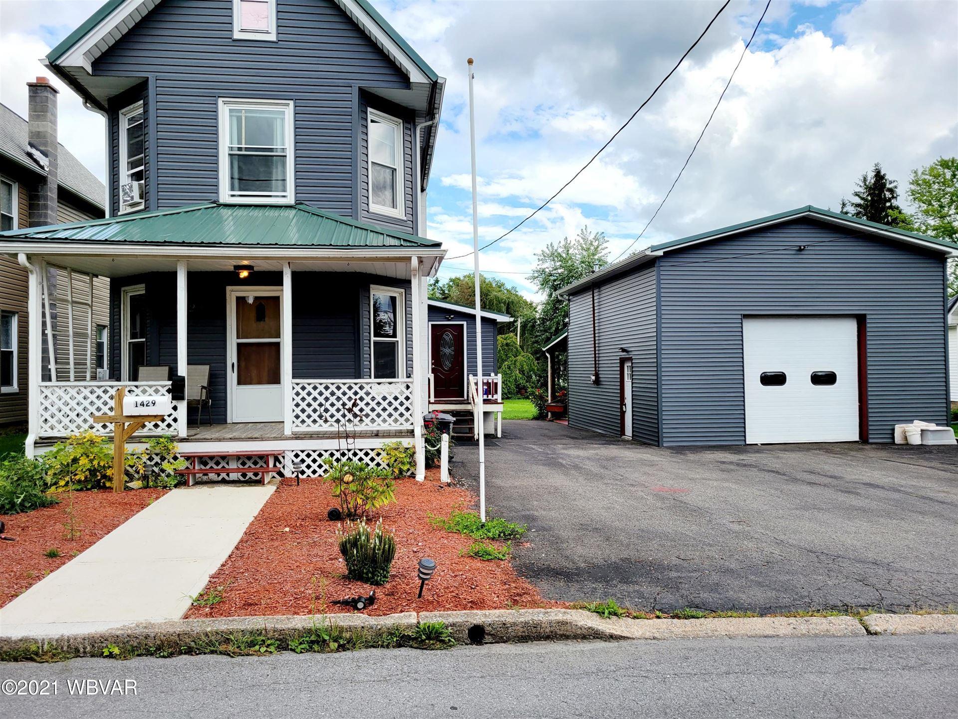 1429 CEMETERY STREET, Jersey Shore, PA 17740 - #: WB-93062