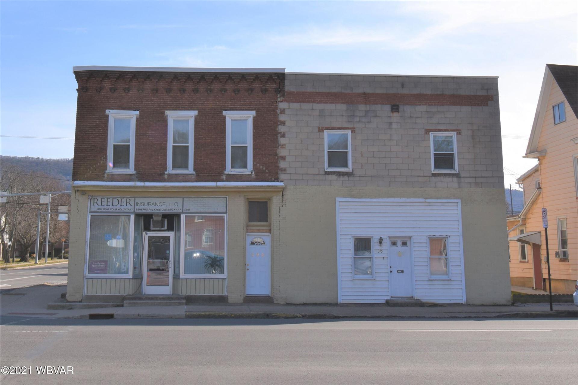 380 E MAIN STREET, Lock Haven, PA 17745 - #: WB-92069
