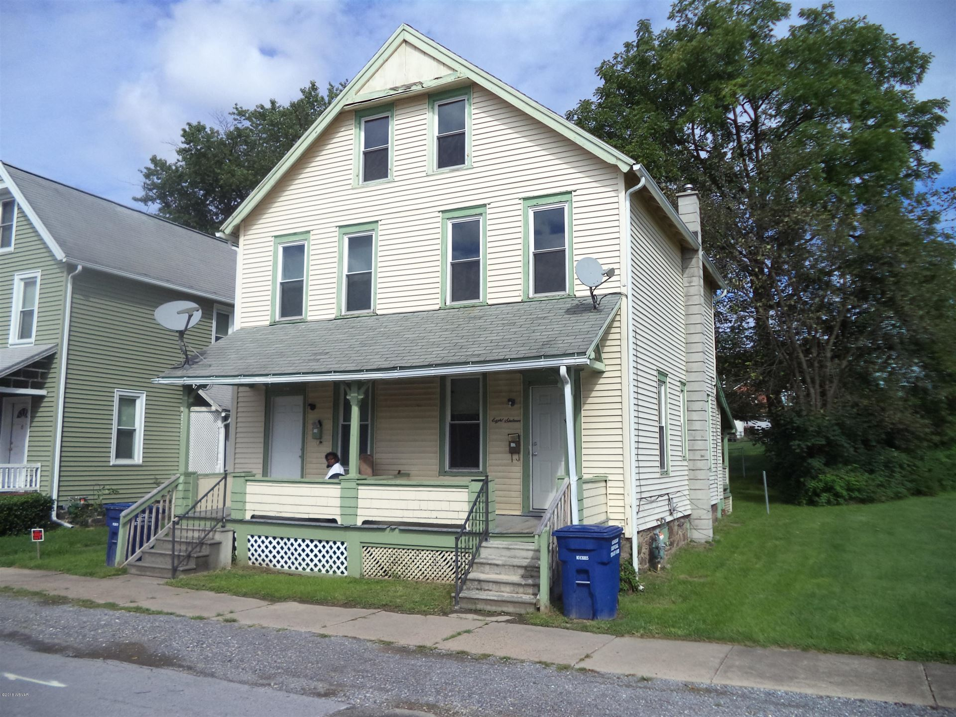 816-818 LOCUST STREET, Williamsport, PA 17701 - #: WB-92076