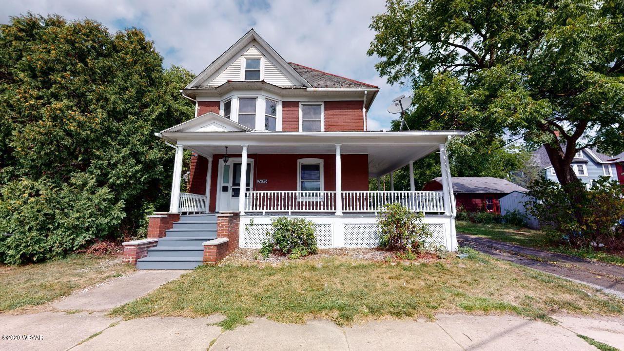 1020 HIGH STREET, Williamsport, PA 17701 - #: WB-91082