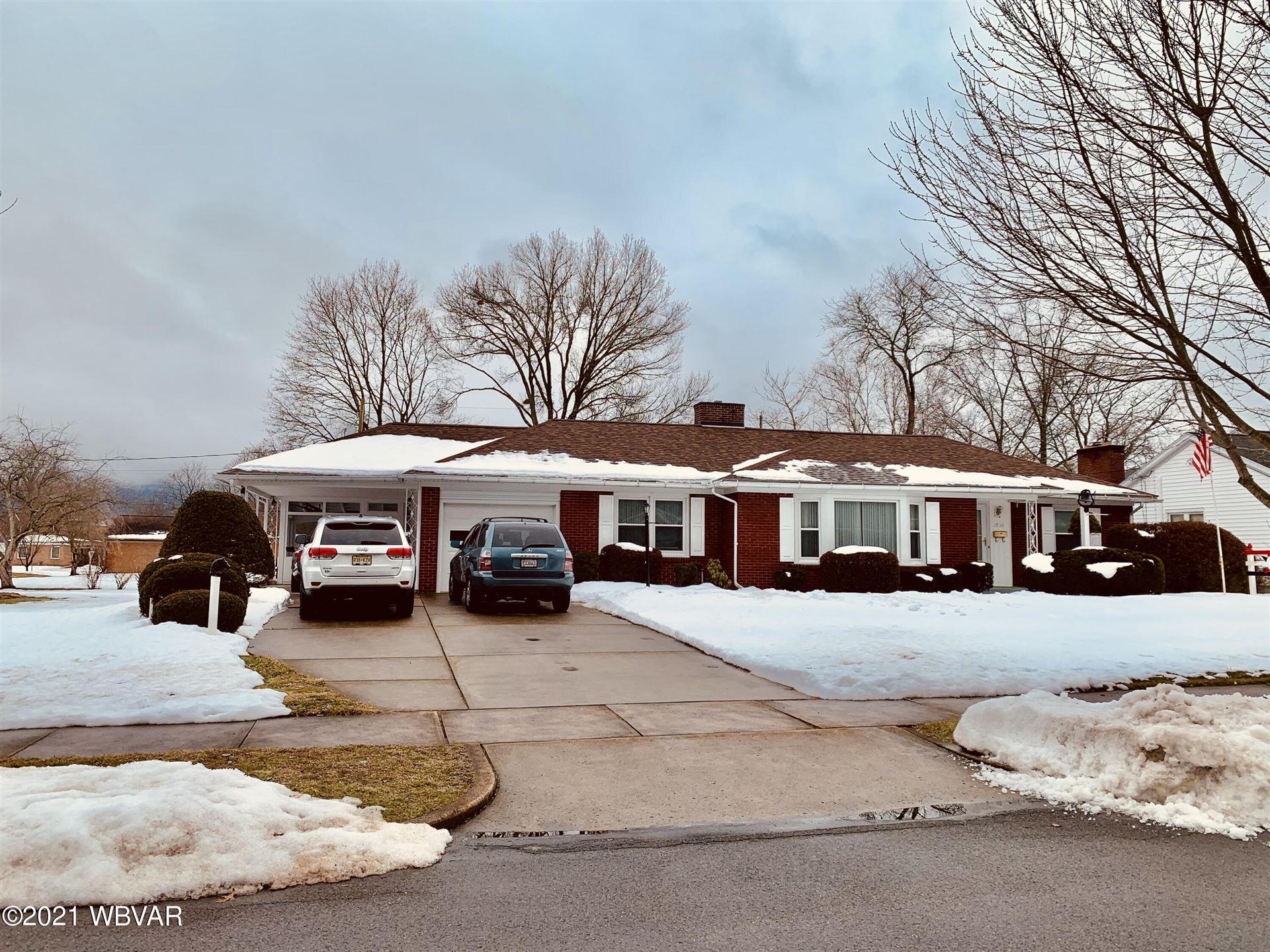1510 HARDING AVENUE, Williamsport, PA 17701 - #: WB-92086