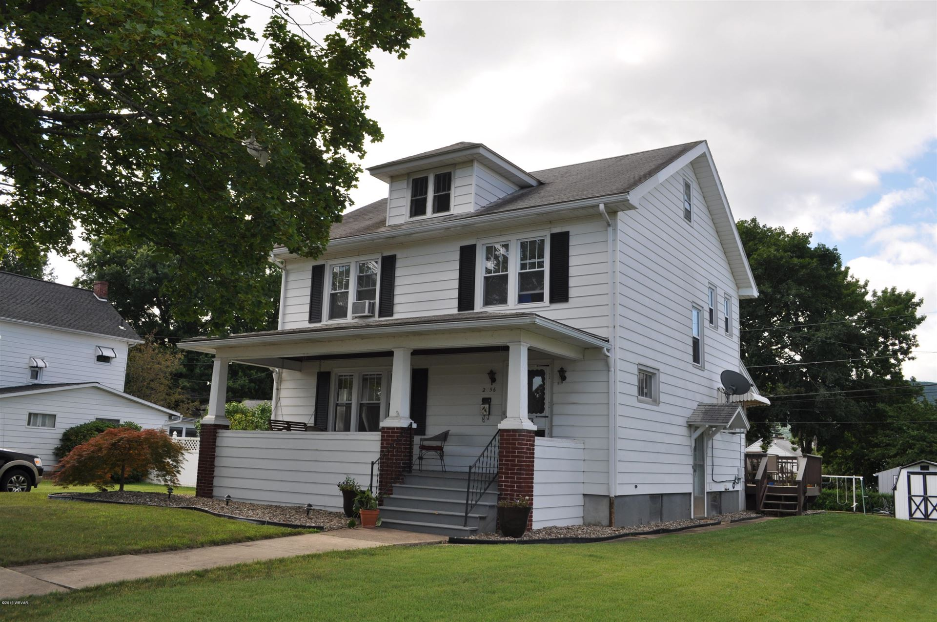2056 REED STREET, Williamsport, PA 17701 - #: WB-68089