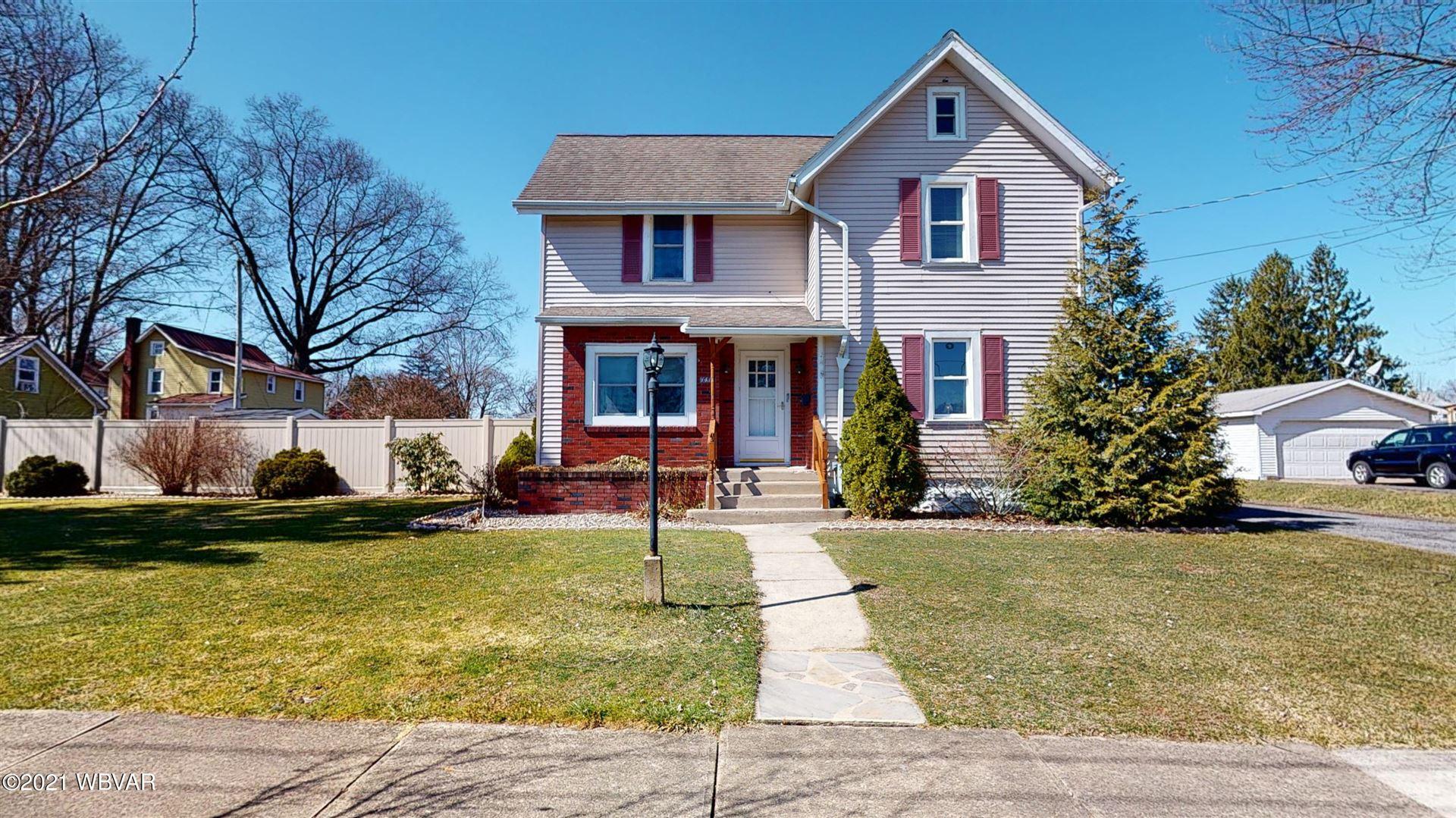 1411 ALVIN AVENUE, Williamsport, PA 17701 - #: WB-92090