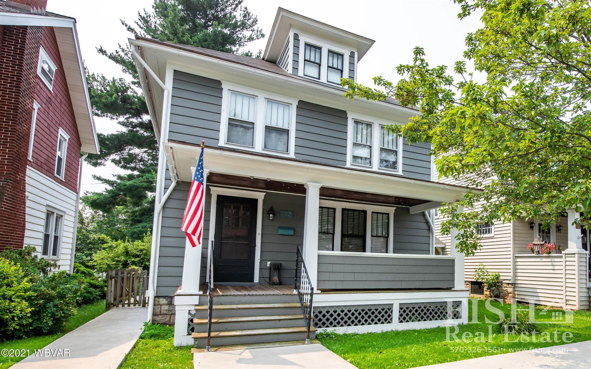 218 ELDRED STREET, Williamsport, PA 17701 - #: WB-93090