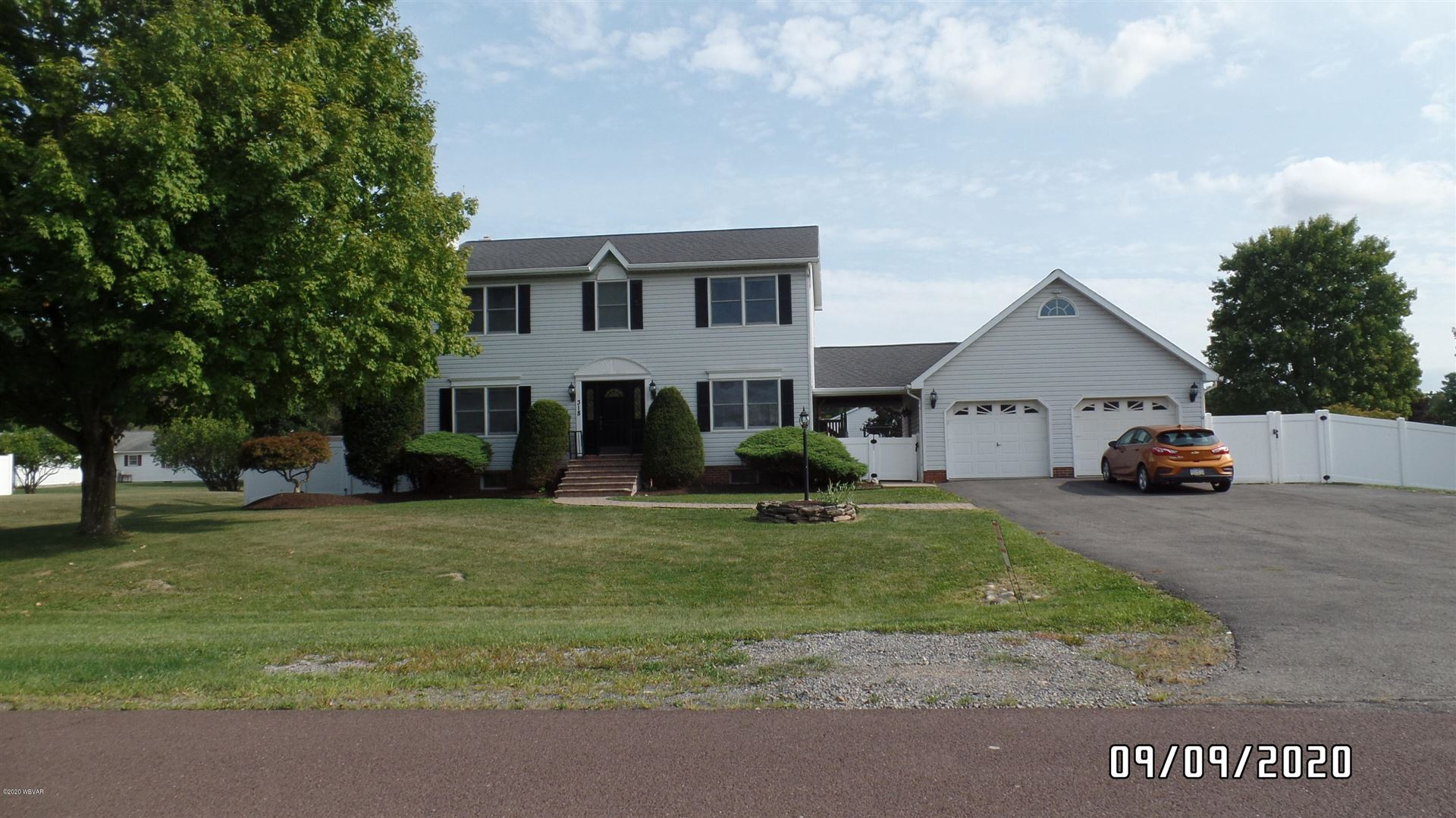 318 MCCONNELL PARKWAY, Hughesville, PA 17737 - #: WB-91105