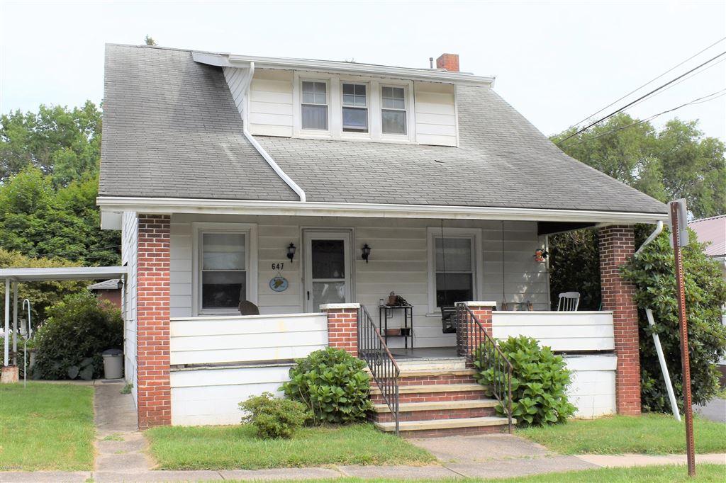 647 W BALD EAGLE STREET, Lock Haven, PA 17745 - #: WB-88107