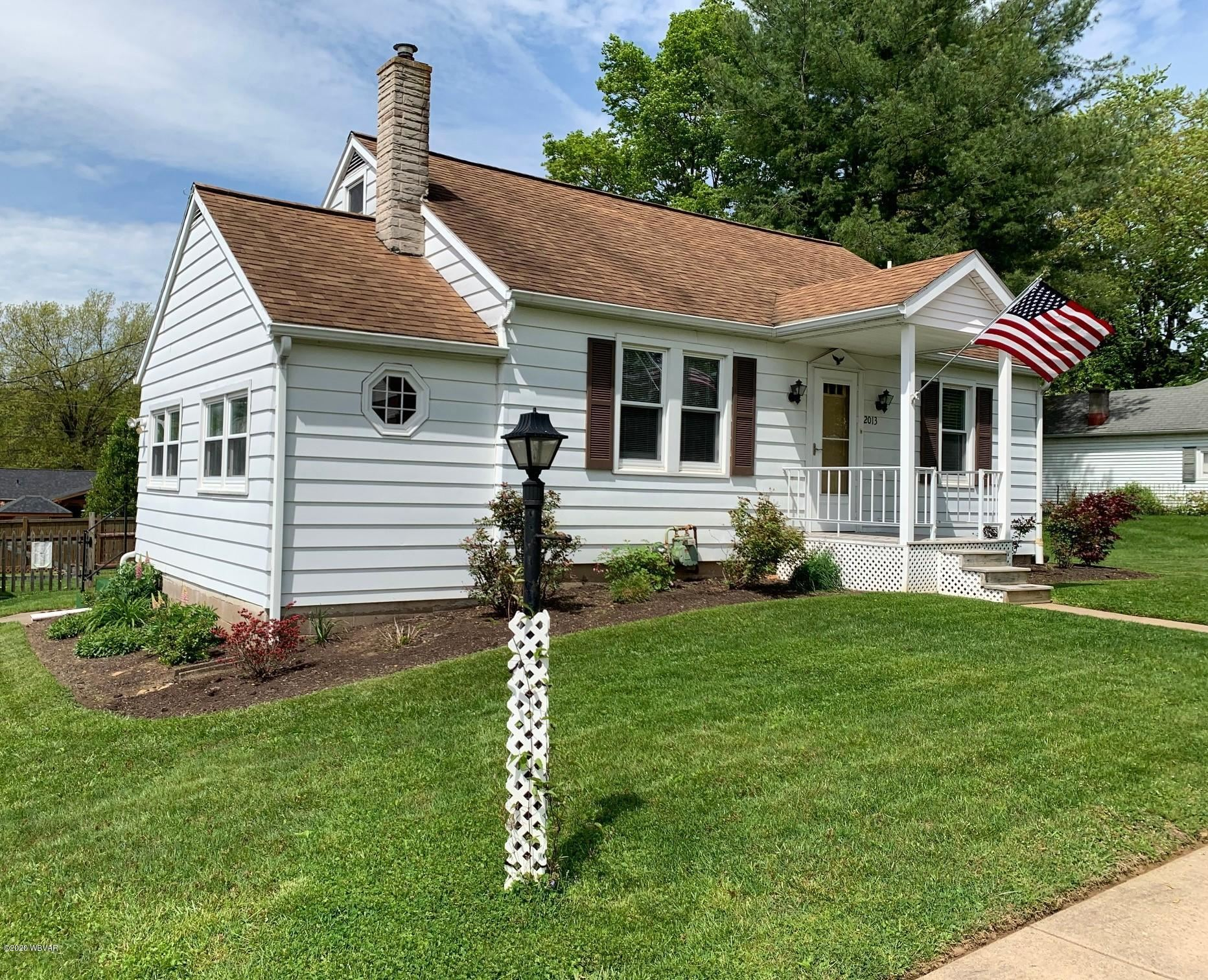 2013 WARRENSVILLE ROAD, Montoursville, PA 17754 - #: WB-90111