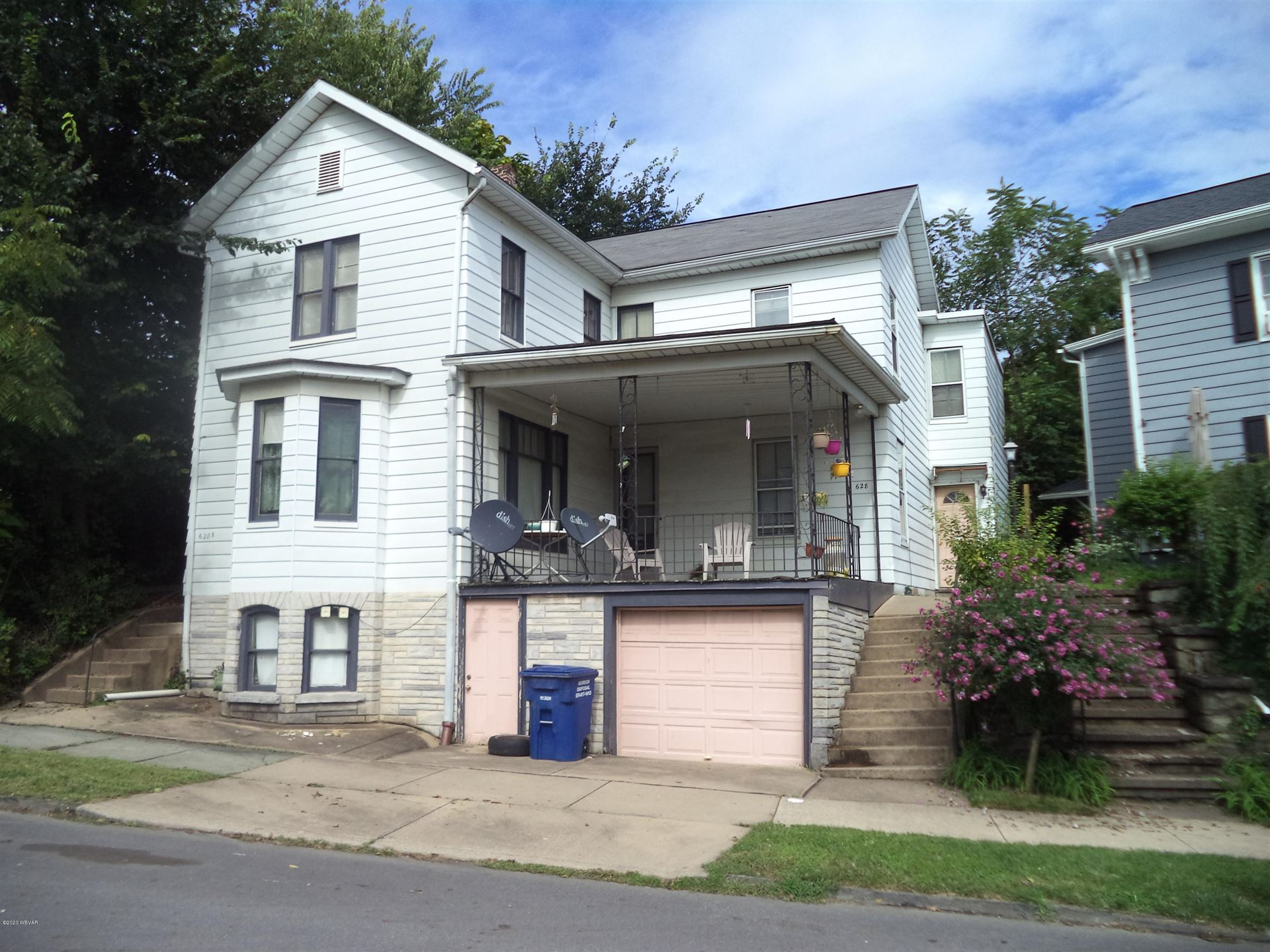 626-628 MARKET STREET, Williamsport, PA 17701 - #: WB-90115