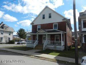 951-953 HIGH STREET, Williamsport, PA 17701 - #: WB-92132