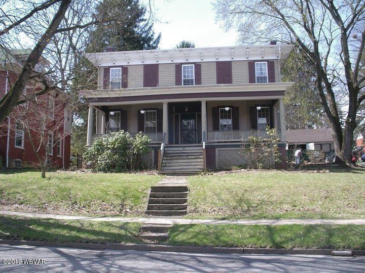 41 N FAIRVIEW STREET #N, Lock Haven, PA 17745 - #: WB-87157
