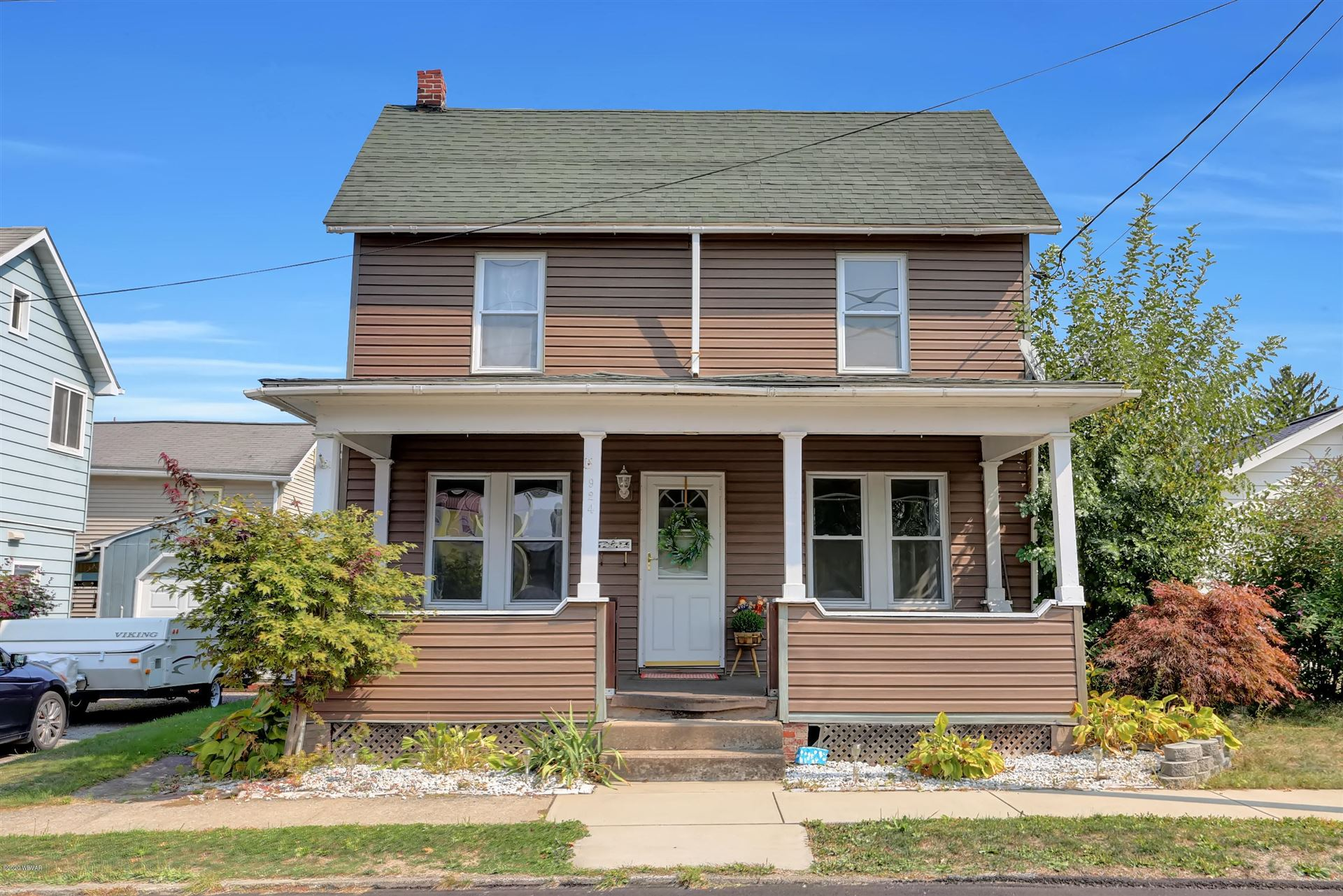 924 ALMOND STREET, Williamsport, PA 17701 - #: WB-91159