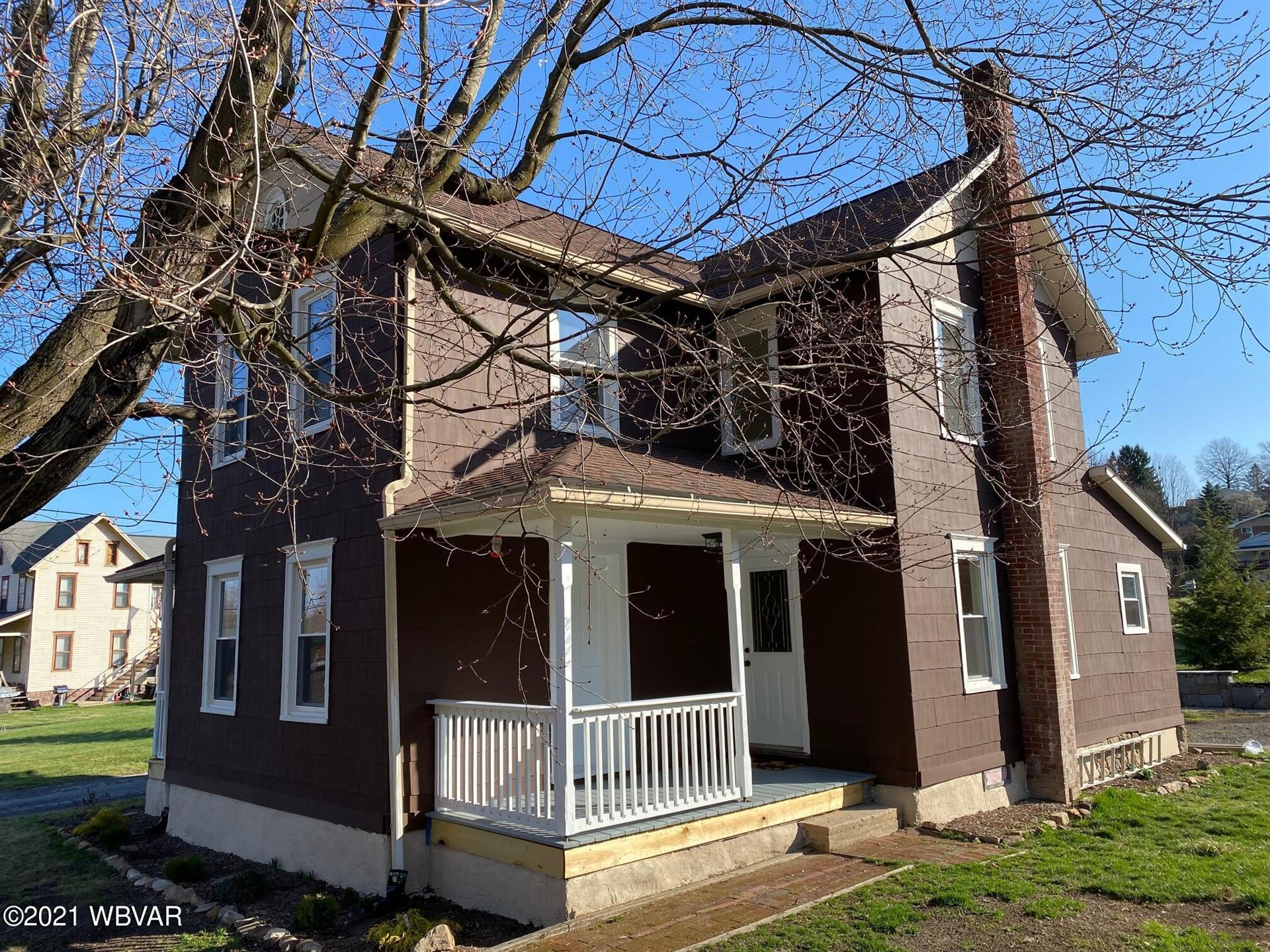243 VALLEY STREET, Duboistown, PA 17702 - #: WB-92160