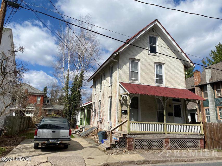 109 MILL STREET, Lock Haven, PA 17745 - #: WB-92180