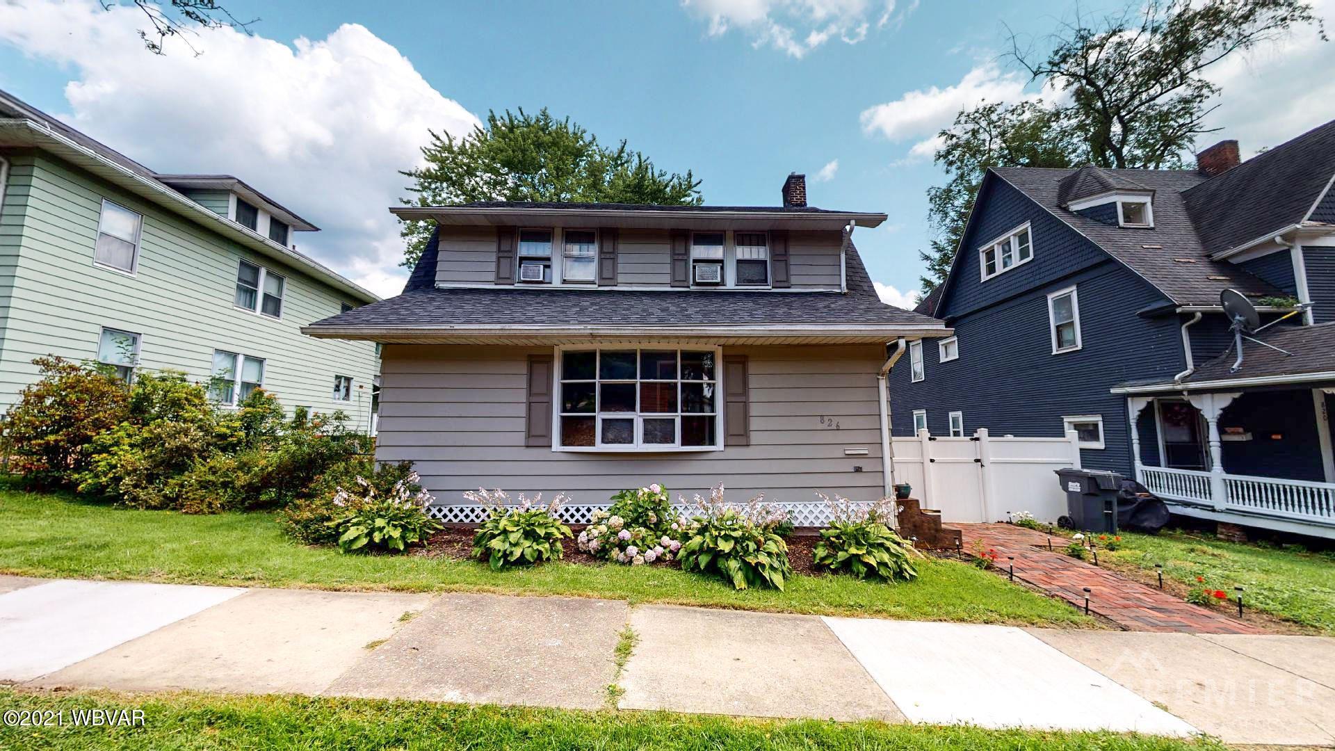 826 5TH AVENUE, Williamsport, PA 17701 - #: WB-93183