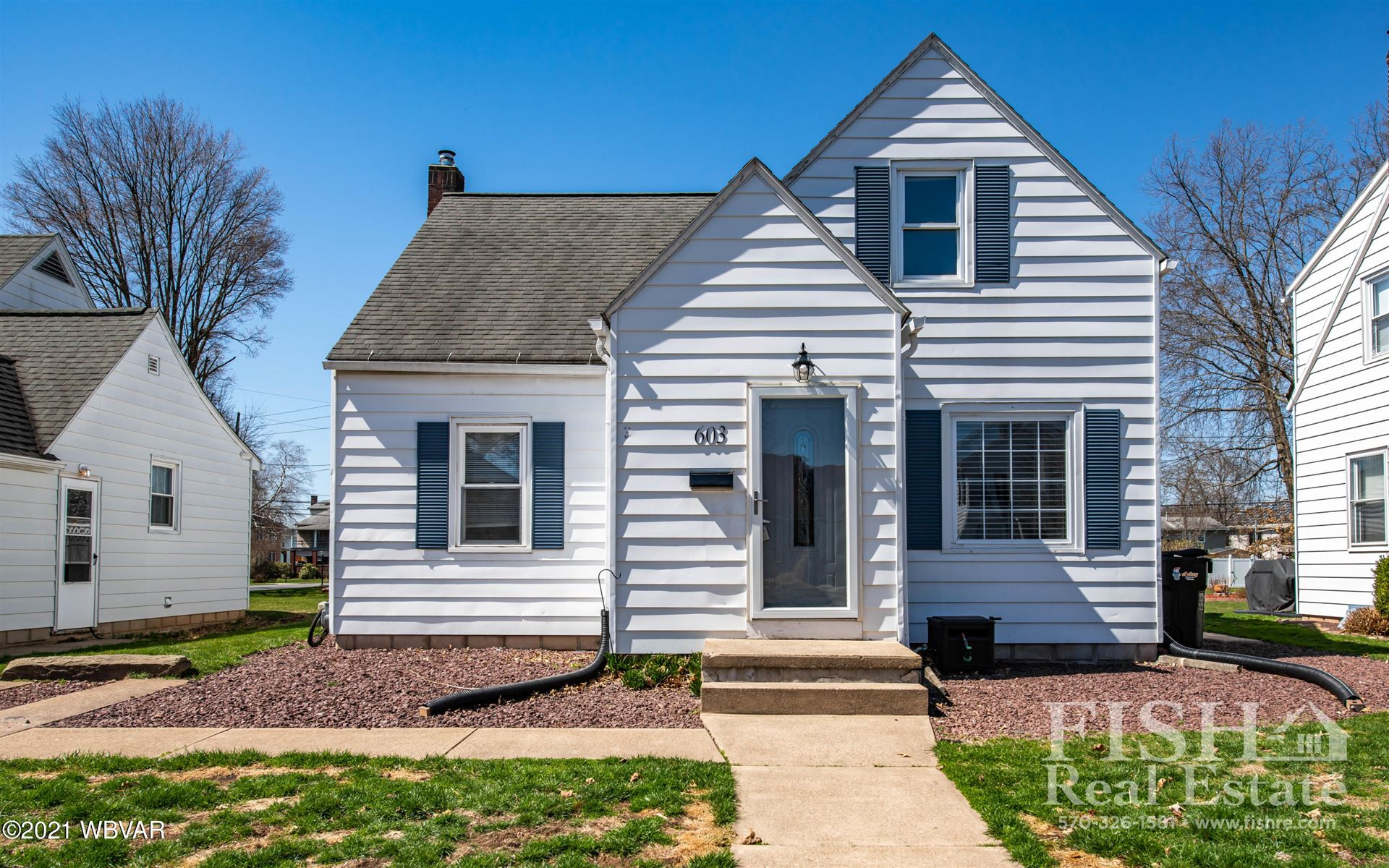 603 N ARCH STREET, Montoursville, PA 17754 - #: WB-92197