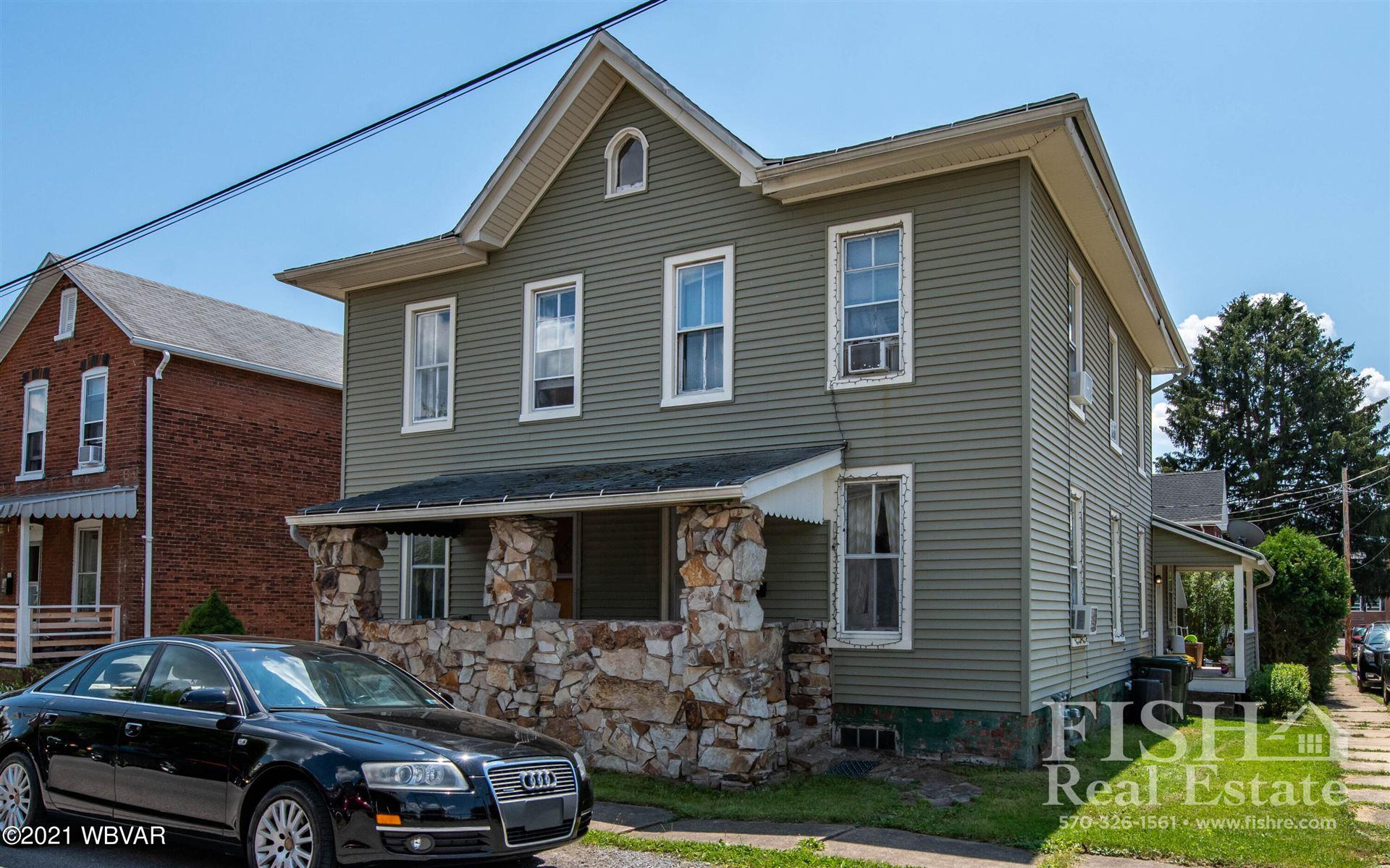 338-340 ADAMS STREET, Williamsport, PA 17701 - #: WB-93203