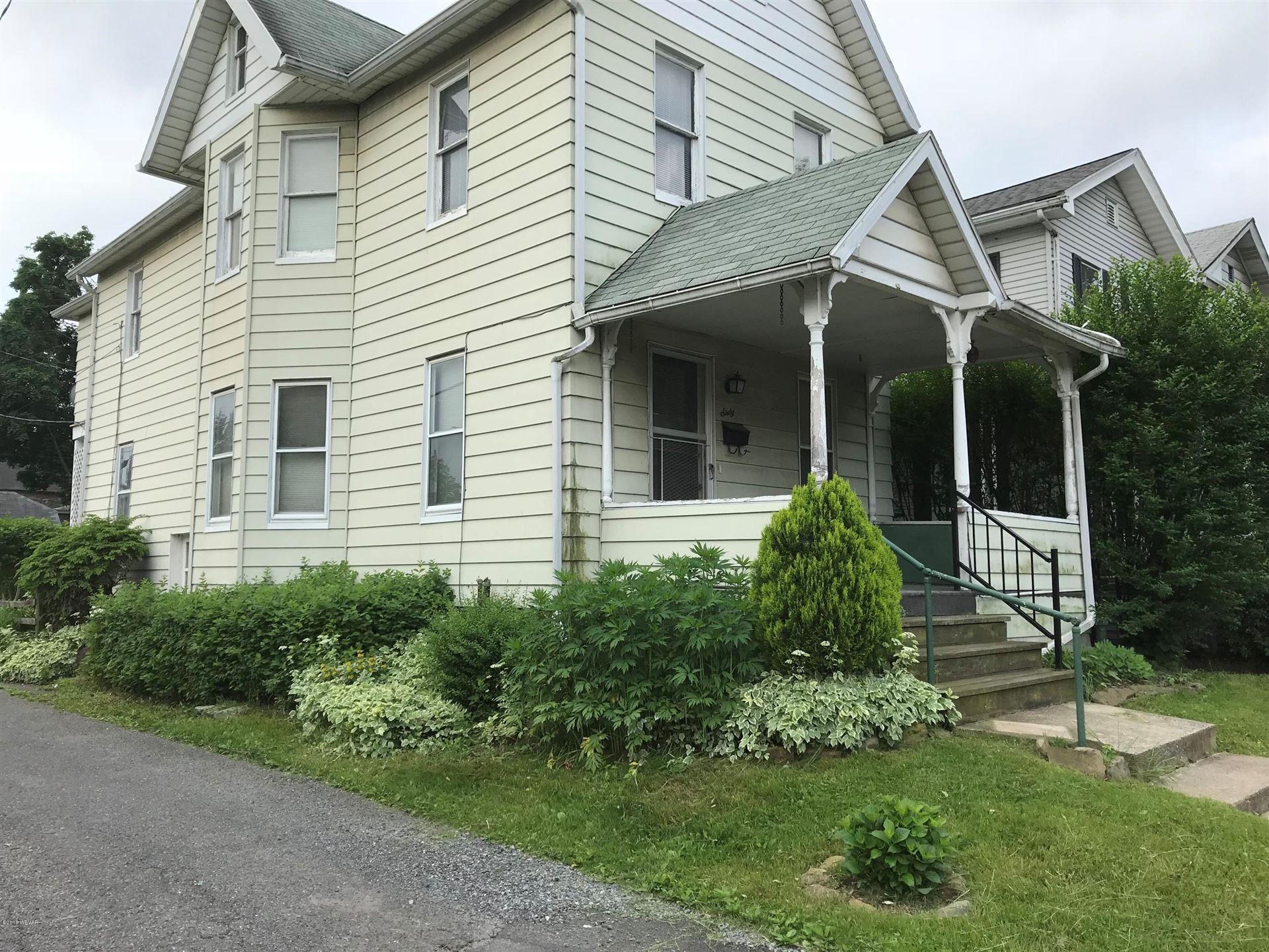 60 WASHINGTON BOULEVARD, Williamsport, PA 17701 - #: WB-84205