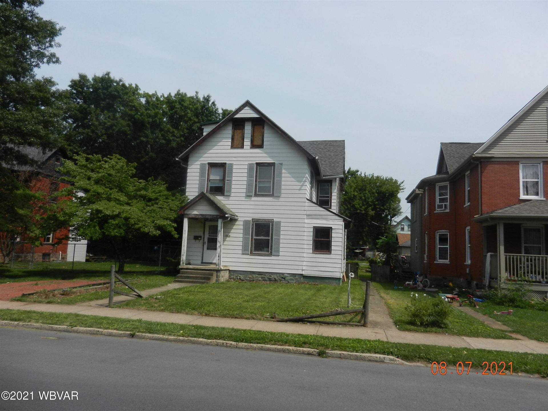 1516 W FOURTH STREET, Williamsport, PA 17701 - #: WB-93218