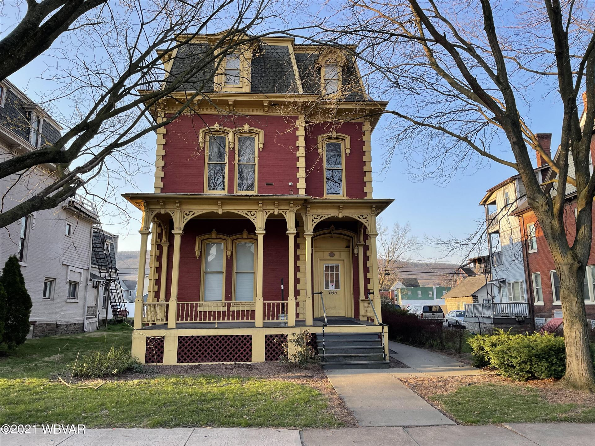 765 W THIRD STREET, Williamsport, PA 17701 - #: WB-92228