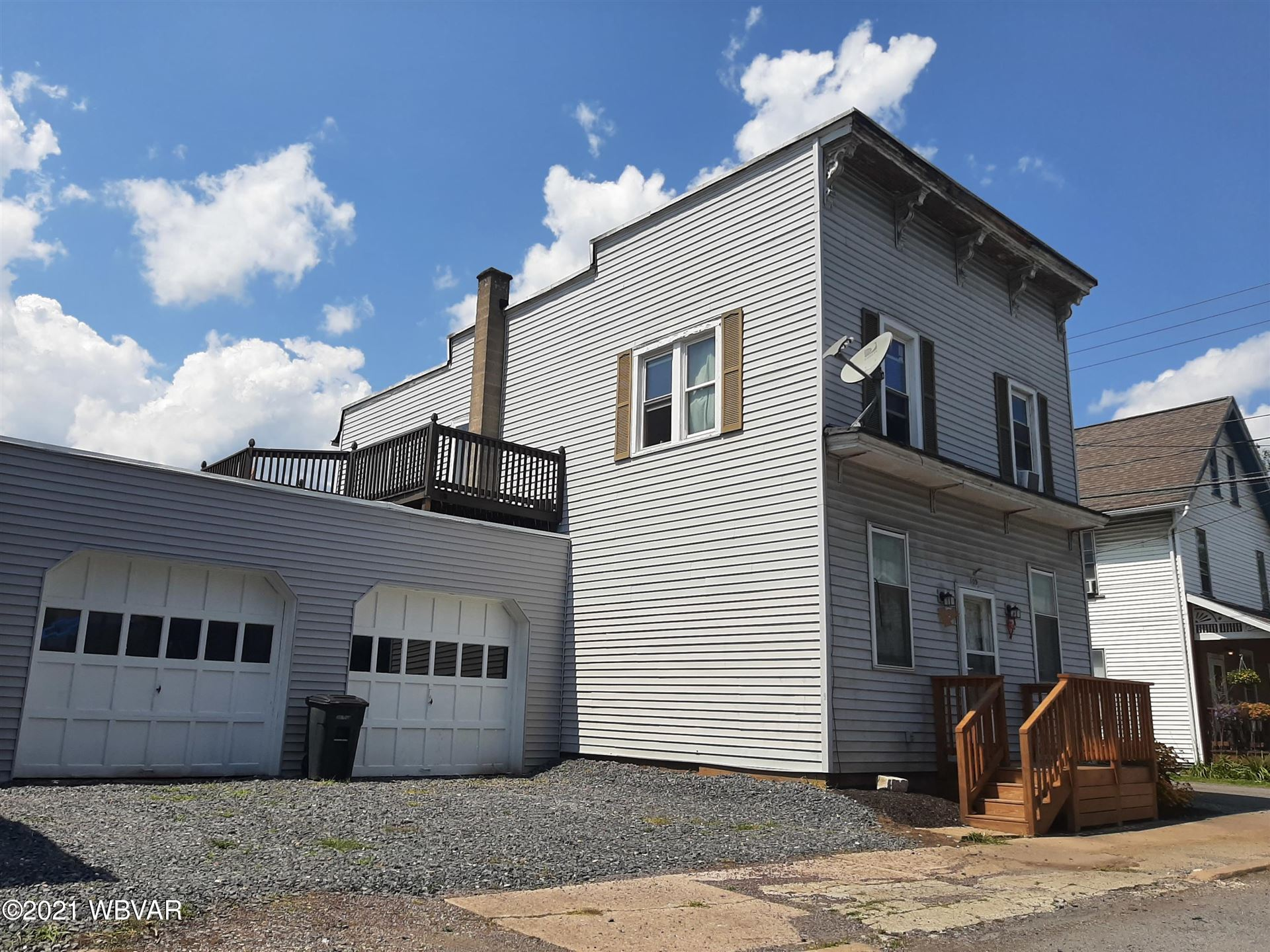 109 WYLIE STREET, Jersey Shore, PA 17740 - #: WB-93228