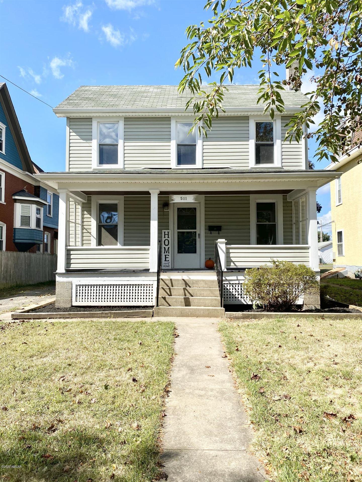511 GRIER STREET, Williamsport, PA 17701 - #: WB-91229