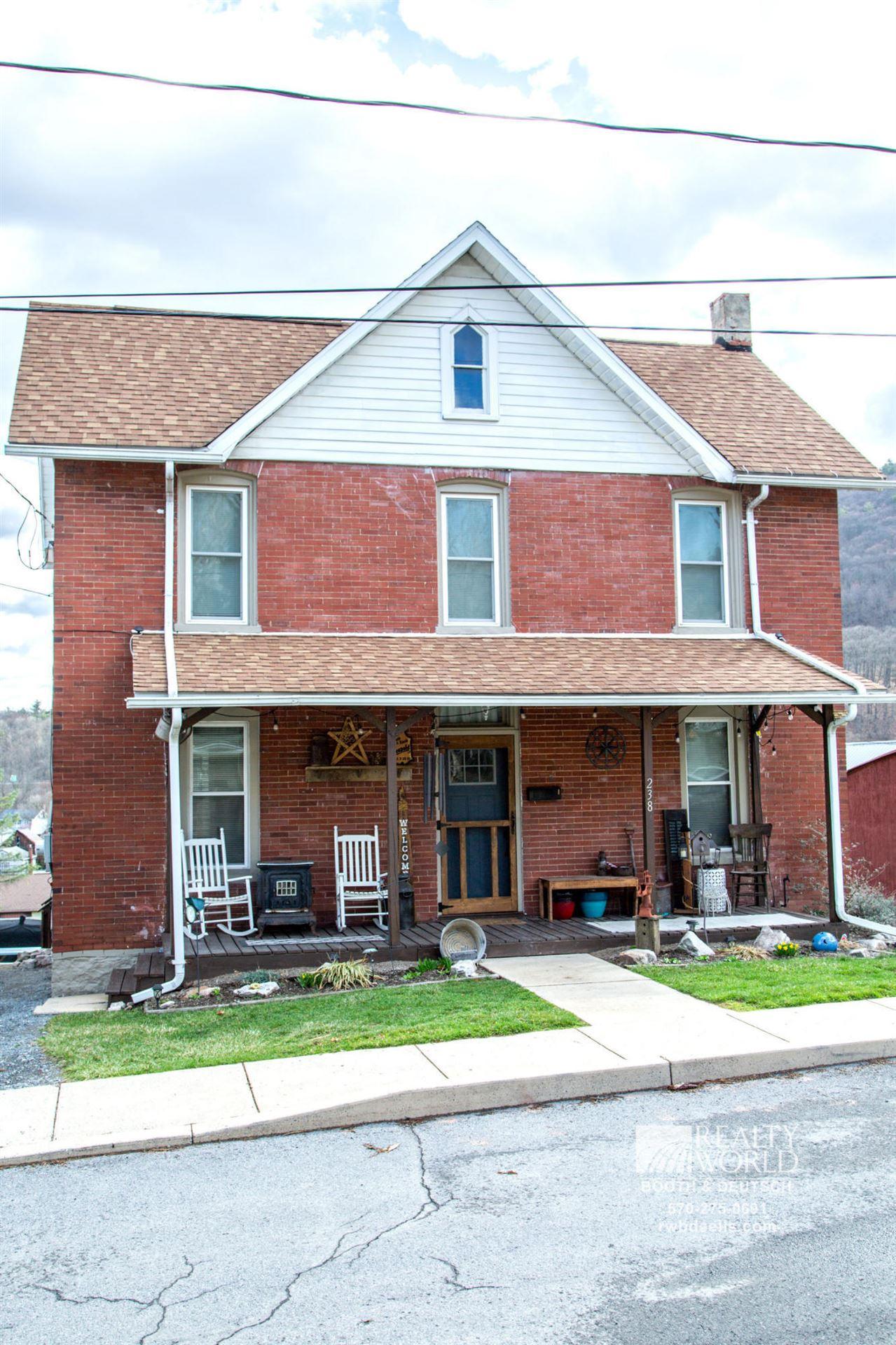 238 S CHESTNUT STREET, Mill Hall, PA 17751 - #: WB-92237