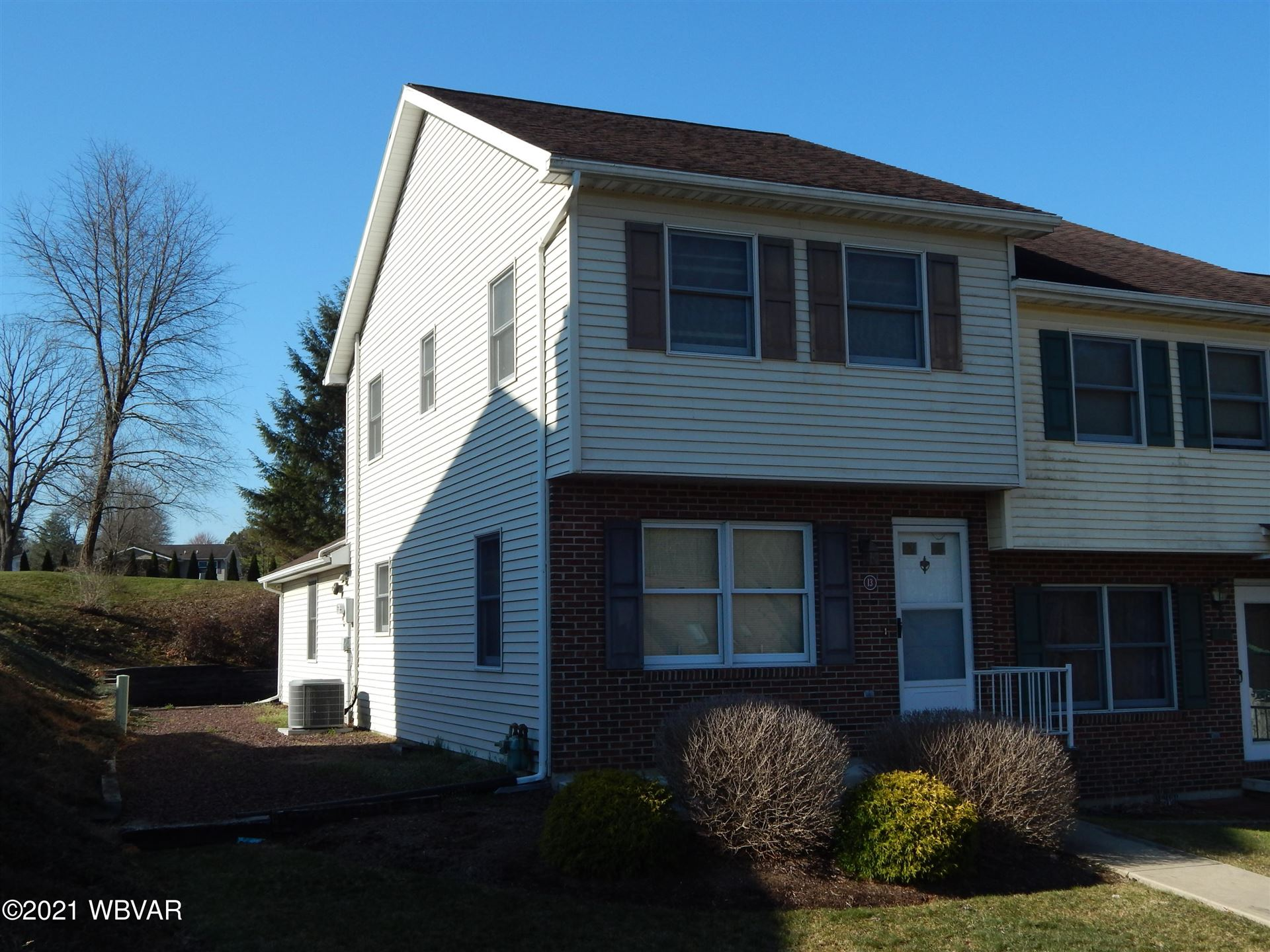 13 HOOVER STREET, Williamsport, PA 17701 - #: WB-92240