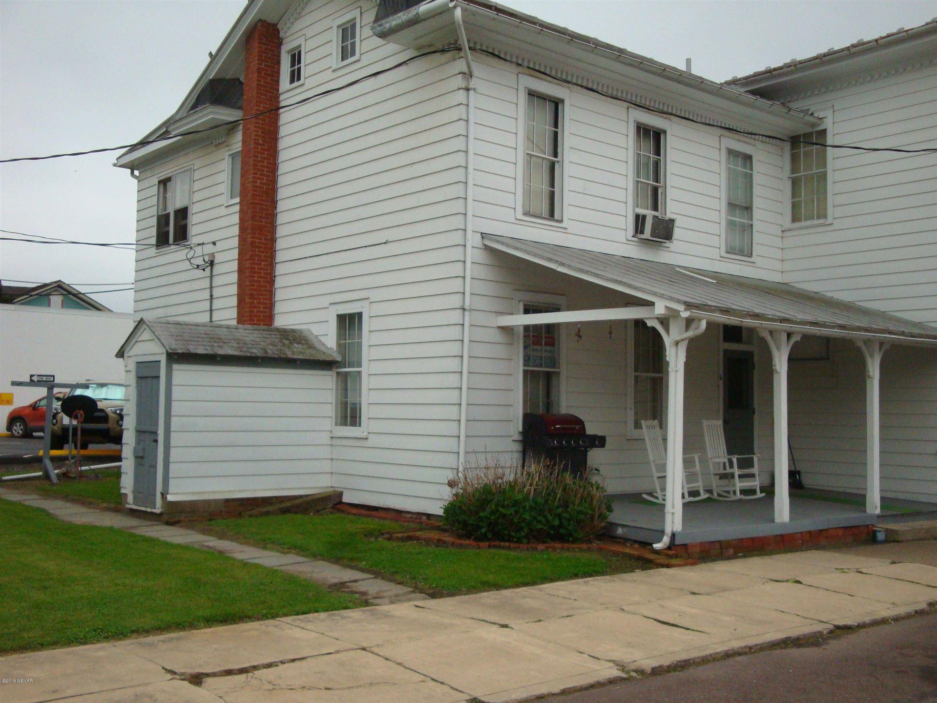 6 E 3RD STREET #APT 1, Watsontown, PA 17777 - #: WB-84253