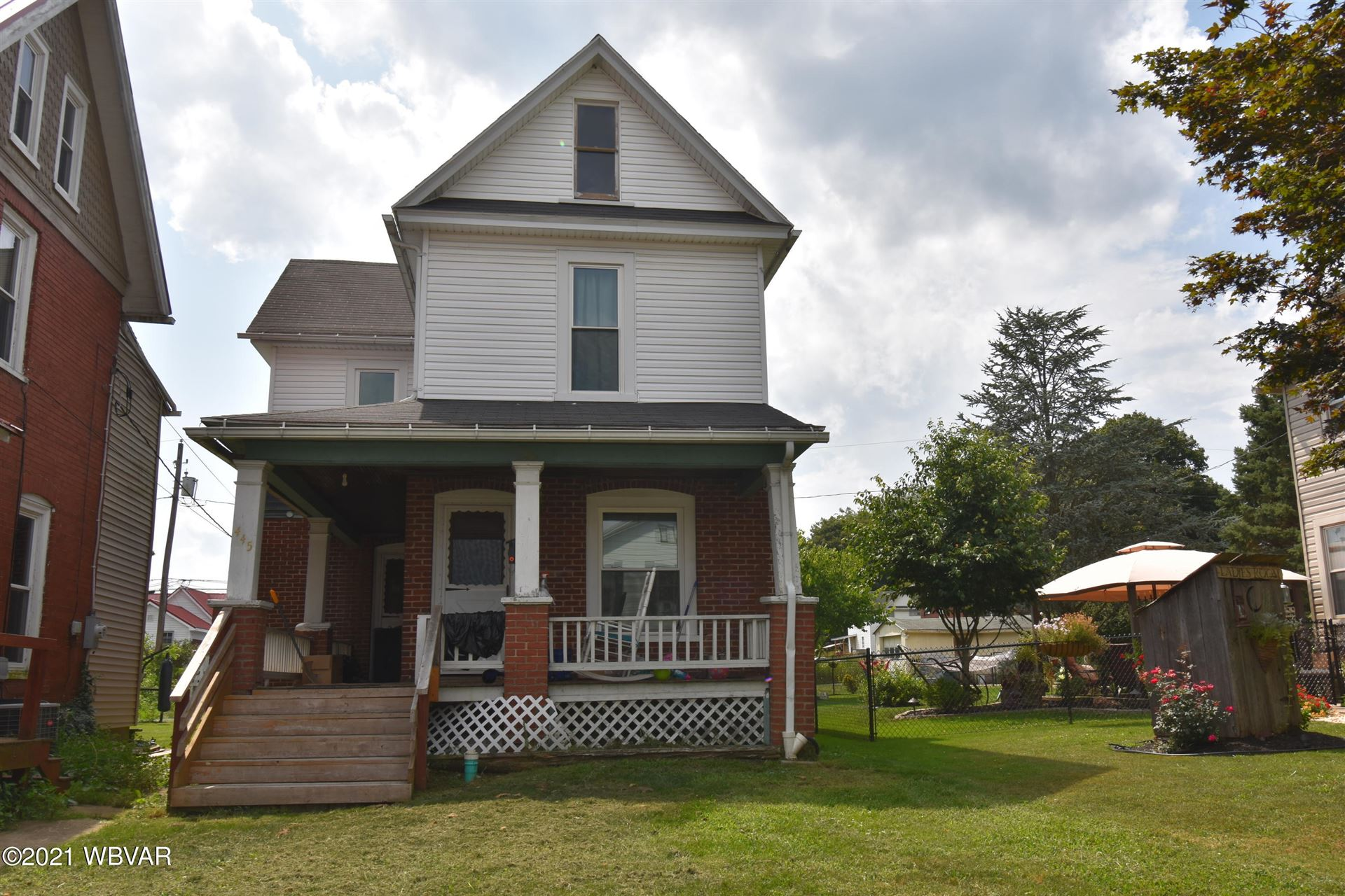 445 S FAIRVIEW STREET, Lock Haven, PA 17745 - #: WB-93253