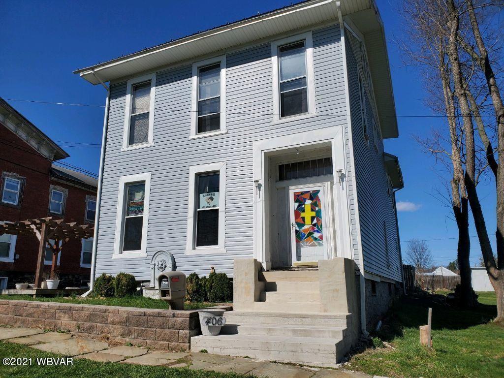 406 CANAL STREET, Flemington, PA 17745 - #: WB-92255
