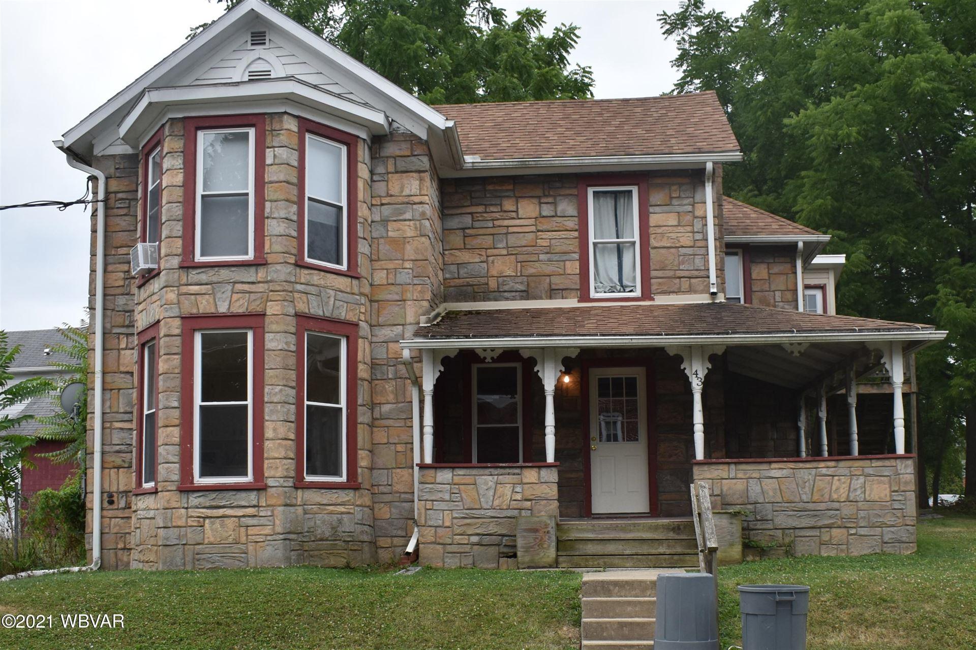43 N HIGHLAND STREET, Lock Haven, PA 17745 - #: WB-92256