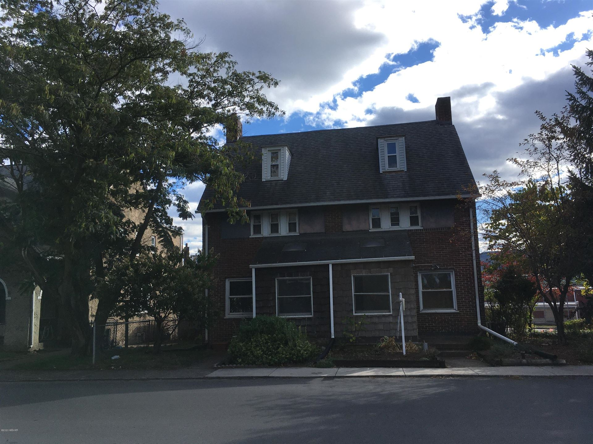 1511 HIGH STREET, Williamsport, PA 17701 - #: WB-91258