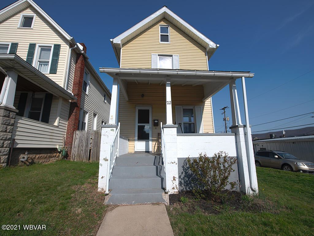 712 KROUSE AVENUE, Williamsport, PA 17701 - #: WB-92263